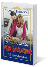 The Prince and the Pie Maker3D